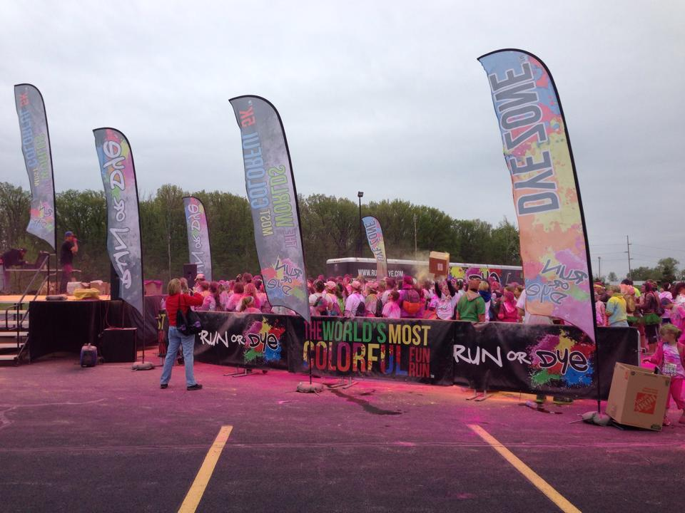 Event Rental - Run or Dye