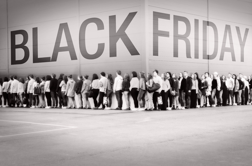 Crowd Control for Black Friday Retail Lines